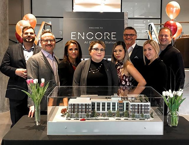 Late last month, BDR Urban Development and our team hosted a pop-up preview center for Encore at Columbia Station Condominiums that drew 20 reservations on a limited release of 25 homes within the 96-unit condominium!  Click the link in our bio to learn more about this unique opportunity!