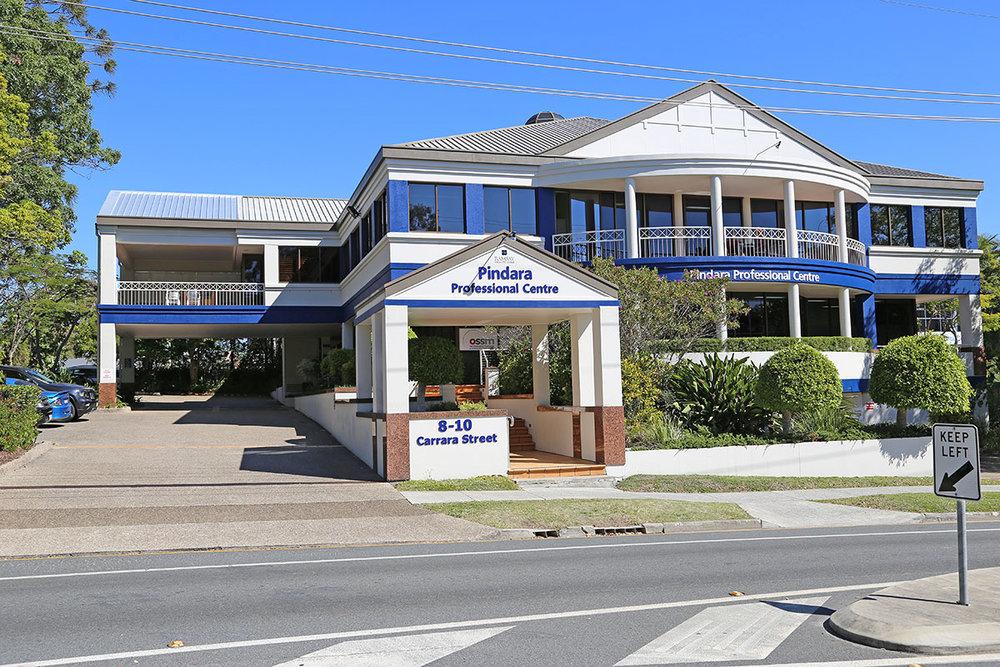 Ground Floor Street Front Clinic