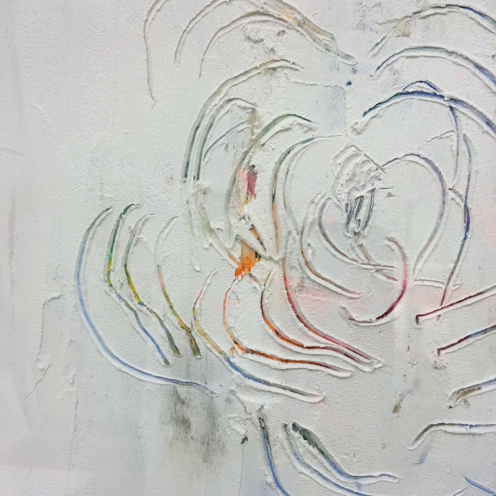 Rose, Detail