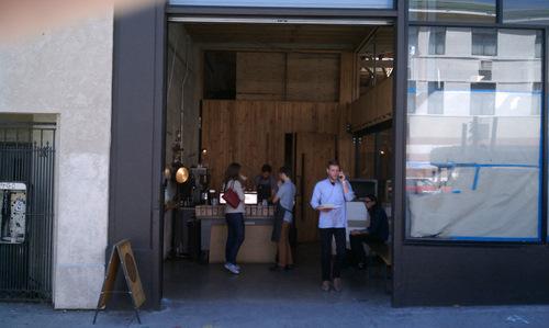 San Francisco Scenes Caffeinated Pdx