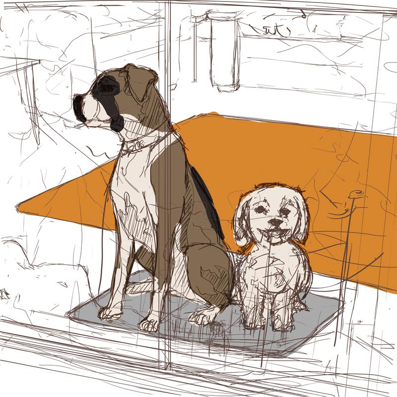 Step 1: Sketch
