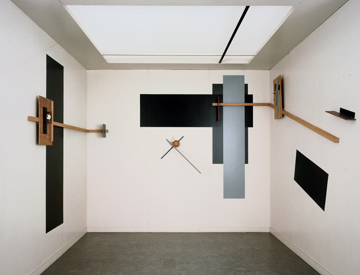 Proun Room, Lissitzky 1923