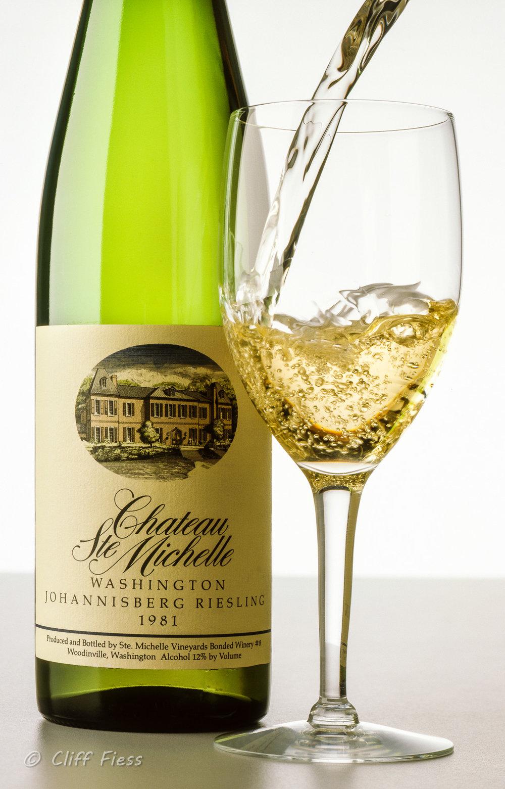 A Fine White Wine