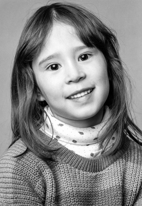 Portrait of Jeanette