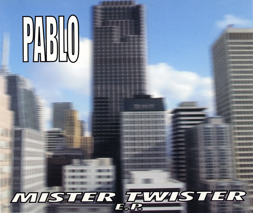 A recording from 1997 of the band Pablo from the EP Mister Twister