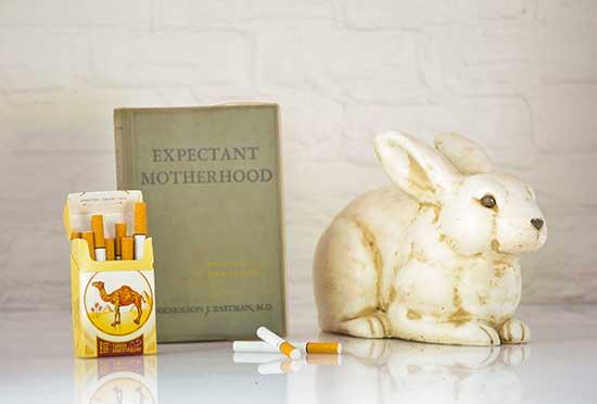 Expectant Motherhood, My Eye