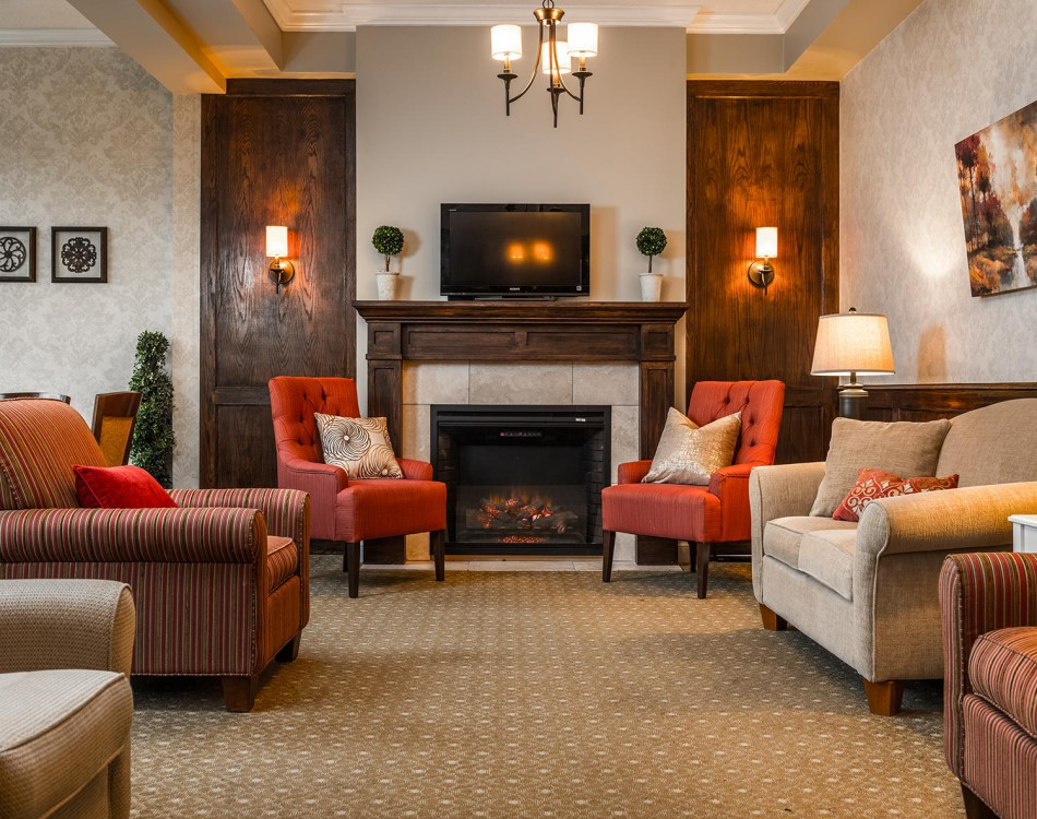 ST. CHARLES  BOUTIQUE SENIOR'S LIVING