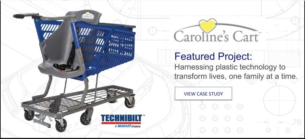 Multiplastics - Caroline's Cart - Technibilt