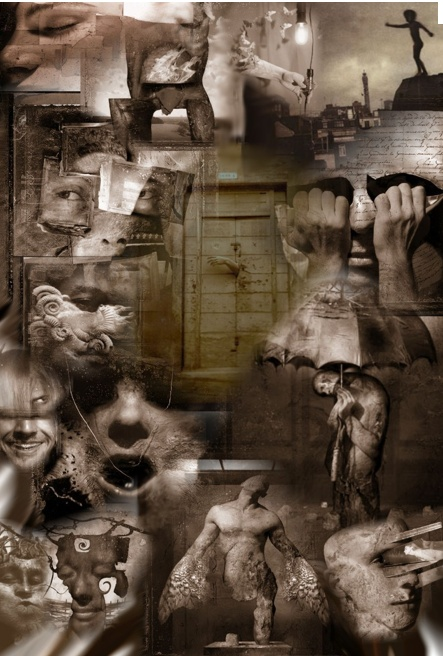 'Hommage a Dave McKean' by LordofNumbs