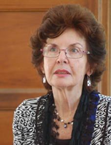 Susannah Benson