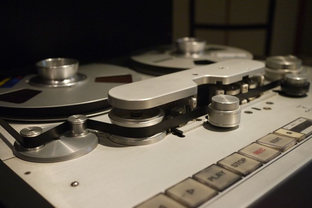 "Studer A80 1/2"" 2 track"