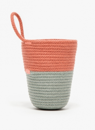 Doug Johnston Large Pencil Bucket This handmade woven basket is perfect for corralling all your Le Pens in one place.