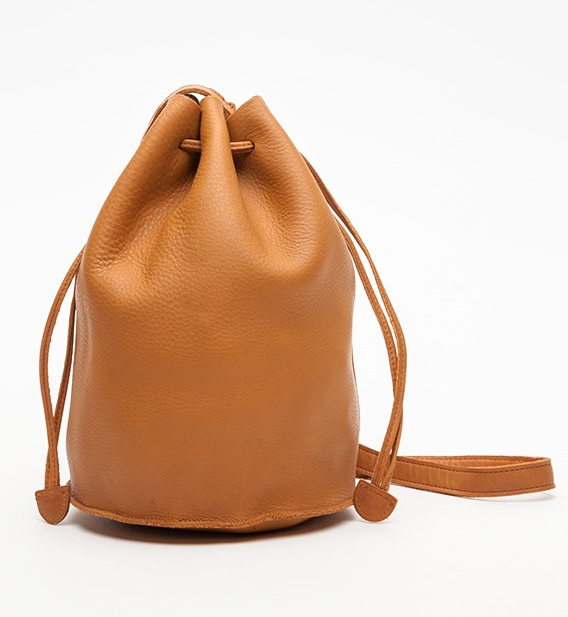 Baggu Drawstring Bucket Bag A wear-anywhere bucket bag she'll never want to take off. Promise.