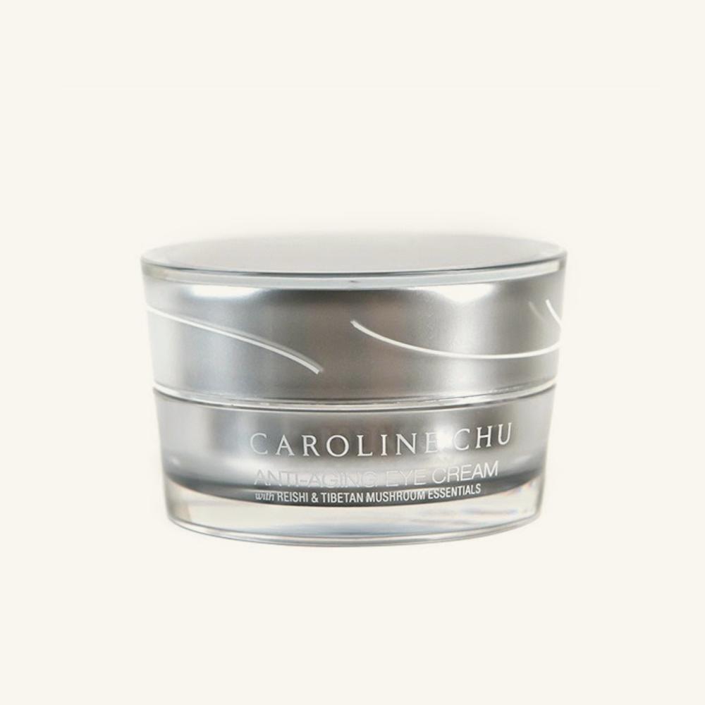Caroline Chu Anti-Aging Day & Night Cream with Reishi & Tibetan Mushroom Essentials