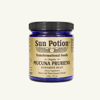 Sun Potion Mucuna Pruriens