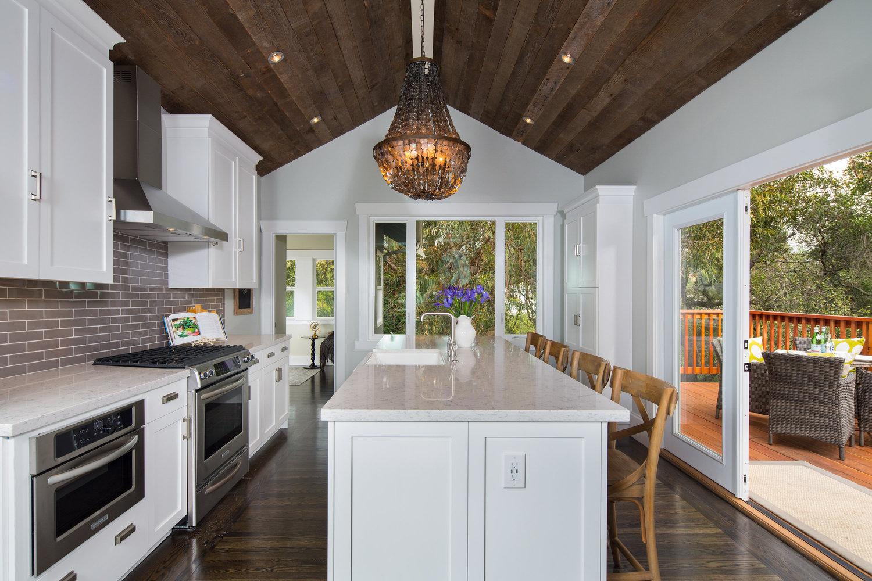 home renovation design.  Glenview Kitchen Renovation The Home Co Realtors