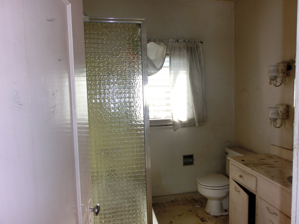 before and after bathroom renovation in Glenview, oakland