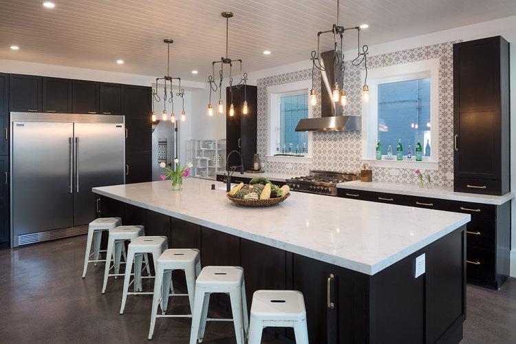 Copy of Black Kitchen Design