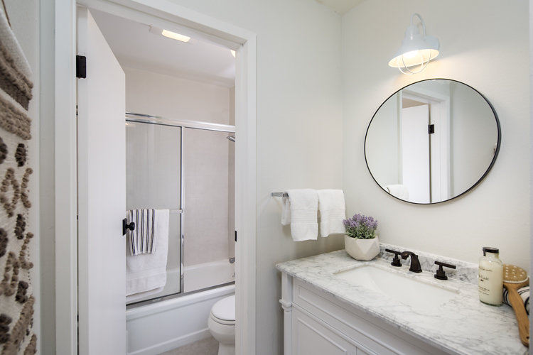 Bathroom. 288 Whitmore #329 Oakland CA 94611