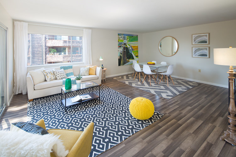 750 Oakland Ave. #202, Oakland, Updated Rose Garden Contemporary Condo For Sale