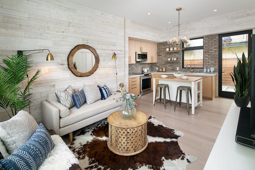 Temescal Condo Interior Design and Staging