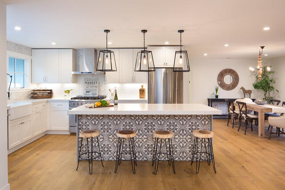Walnut Creek Kitchen Design and Staging