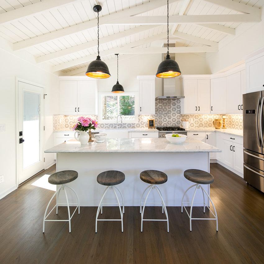 2229 Trafalgar Montclair Oakland Renovated Kitchen
