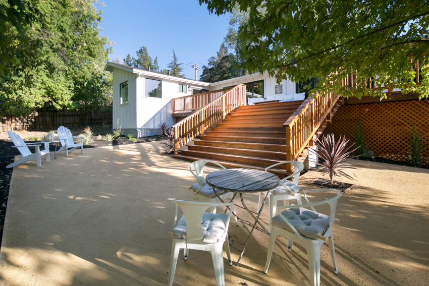 2008 San Miguel Walnut Creek Deck