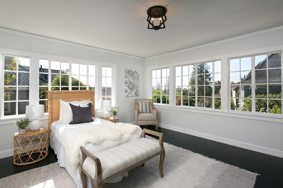 Crocker Highlands Interior Design and Staging