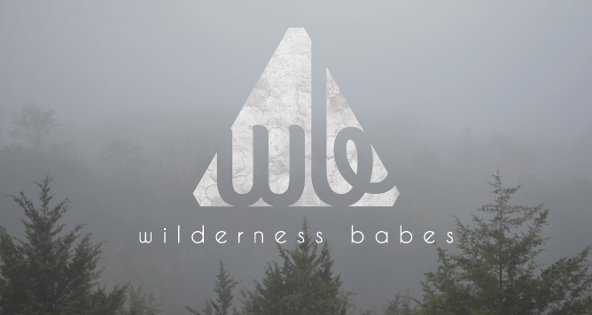 Brand Identity for Wilderness Babes