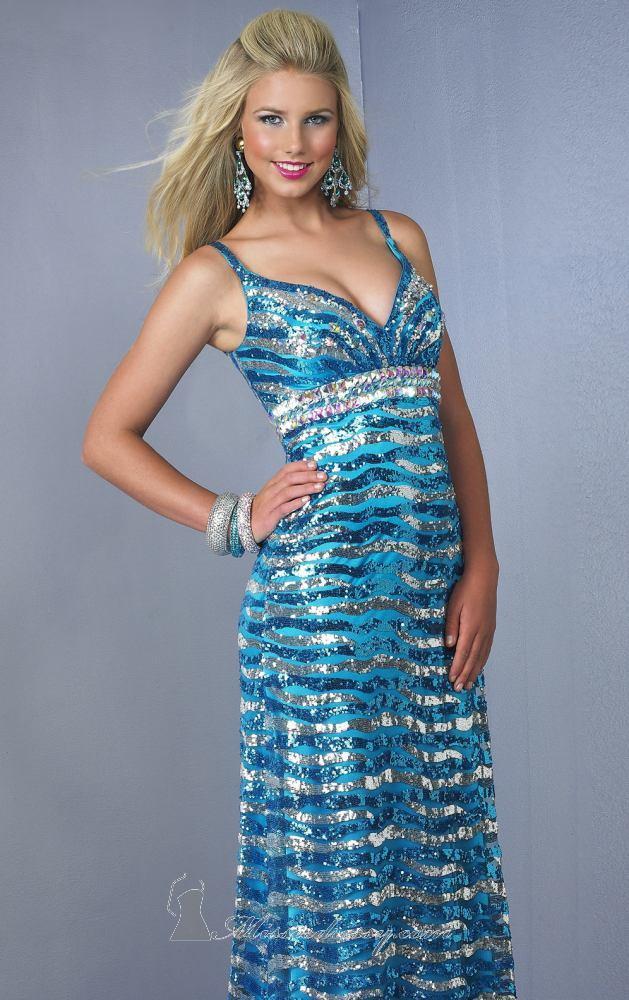 Splash HA009 size 8 turquoise