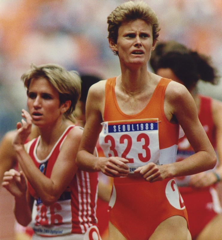 Elisa Maria van Hulst is a former middle distance runner from the Netherlands.