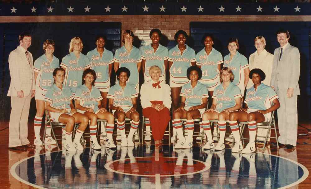 Mickie Faye DeMoss is an American college basketball coach and former player. DeMoss is currently the associate head coach for the Louisiana Tech Lady Techsters basketball program.