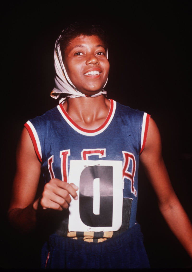 Wilma Rudolph was born in 1940 in Bethlehem, Tenn. The twentieth of 22 children, she was born with polio and suffered from serious bouts of pneumonia and scarlet fever as a young child. All these ailments contributed to a bad leg that some said would prevent her from ever walking.  She wore a leg brace from the time she was five until she was 11 years old. Then, one Sunday, she removed it and walked down the aisle of her church. In 1960, she set a world record for the 200 meter dash during the Olympic trials. Then during the Olympic games in Rome, she became the first American woman to win three gold medals in the 100 meter dash, the 200 meter dash and the 400 meter relay. When she returned to Tennessee, she was honored with her hometown's first racially integrated parade.