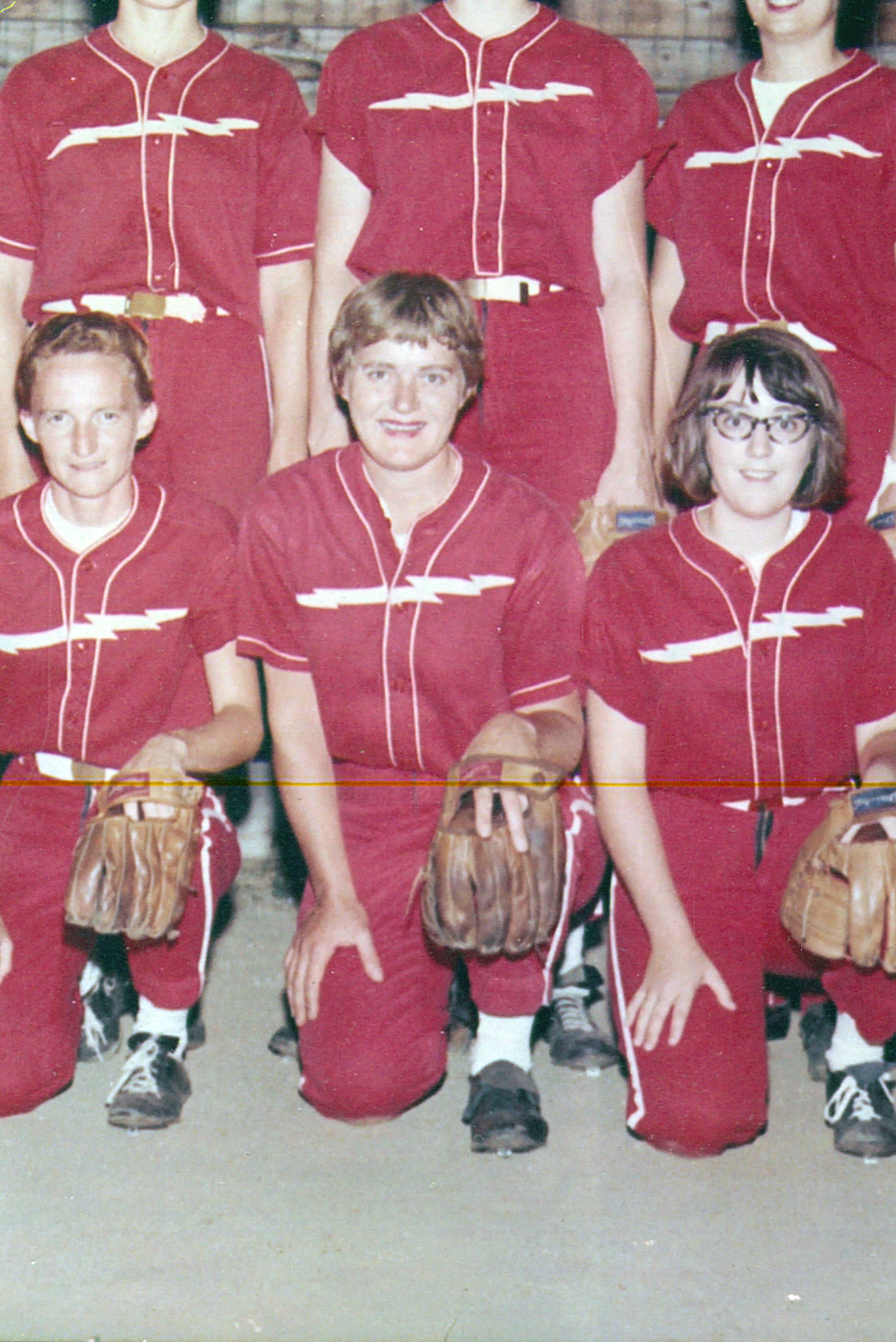 """Blanche Even was South Dakota's greatest women's fastpitch player. """"She could play shortstop for any men's team,"""" Locke coach Ike Hoover said in a 1992 Argus Leader story. """"She was the best there ever was at that position."""" There were no sporting events for girls in high school during the 1940s, so Even's extracurricular activities included being a majorette for the school """"Pep Squad.""""She grew up around ballplayers. Her father and five brothers all played baseball. """"I was always playing catch with my brothers,"""" recalled Even, the youngest of eight children. """"There weren't any teams for girls in Sioux Falls, so I'd always tag along with them.""""After graduation, Even worked at Crescent Electric Supply for two years. She joined Electric Construction Company in 1951, working there and with the later renamed retail division, Mahlander's Appliance & Lighting Company, for 44 years, retiring in 1995."""