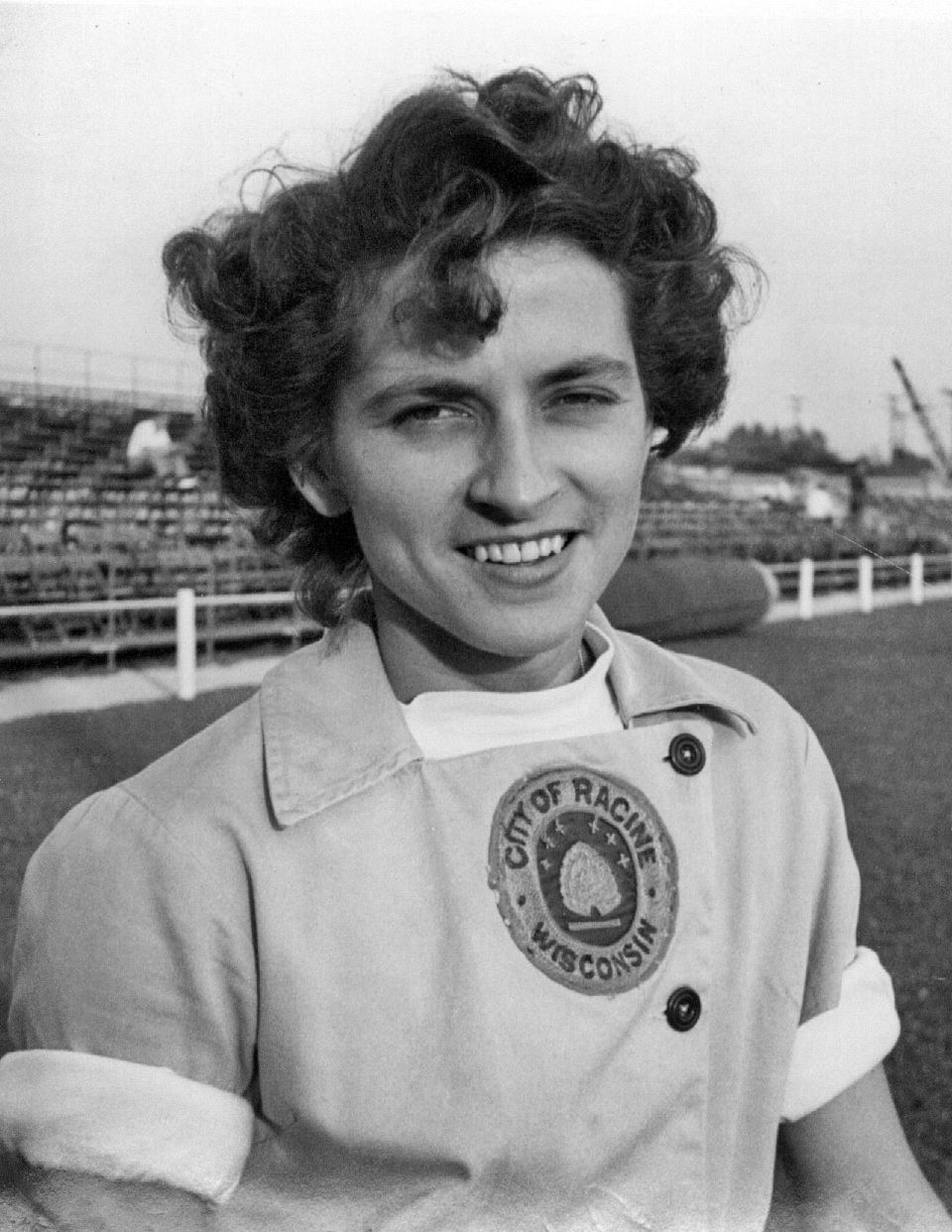 A native of Flint, Michigan, Sophie  Kurys was by far the greatest base stealer in the All-American Girls Professional Baseball League history. She was nicknamed Tina Cobb or the Flint Flash for her swiftness in stealing bases, because once she reached base she was virtually unstoppable. Eighty percent of the time she stole at least one base, averaging 150 steals per season between 1944 and 1950, with a career-high 201 in 1946. Besides this, she amassed a World Record with a career 1,114 stolen bases, more than Ty Cobb (892), and later more than both Lou Brock (938) and Japanese star Yutaka Fukumoto (1,065), until her mark was surpassed by Rickey Henderson in 1994. Her 201 stolen bases in a single season still stands as a professional record, collecting 71 more than Henderson (130), who set the Major League Baseball single-season record in 1982. Her mark of 201 stolen bases (in 203 attempts) was recognized in a 2013 exhibit by the Baseball Hall of Fame. Cincinnati Reds prospect Billy Hamilton set the minor league mark in 2012 with 155, while Rickey Henderson holds the modern major league record with 130. Kurys was a longtime resident of Scottsdale, Arizona, where she died in 2013 at the age of 87, following complications from surgery.