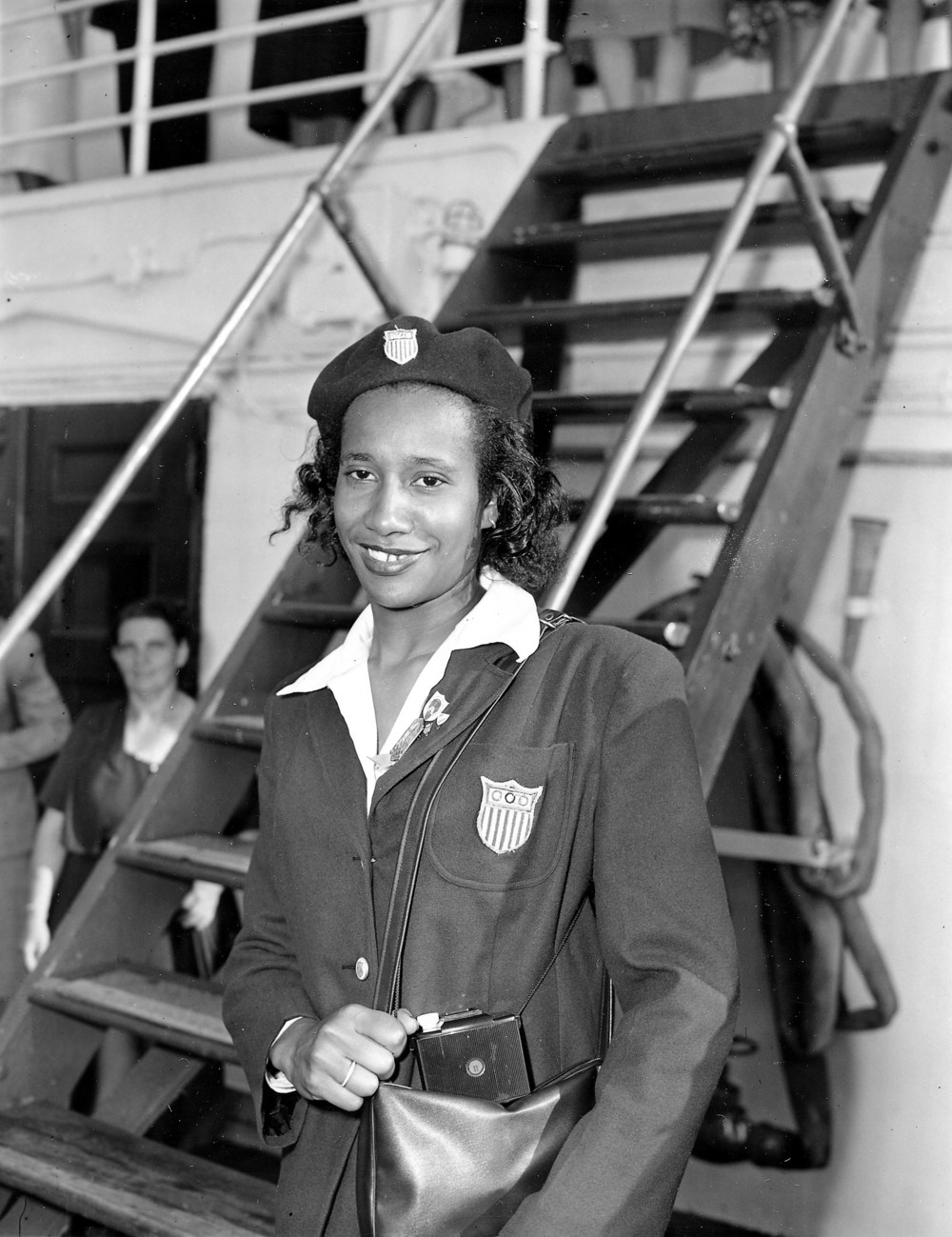 Born in Albany, Georgia, on November 9, 1923, Alice Coachman made history at the 1948 Olympics in London when she leapt to a record-breaking height of 5 feet, 6 and 1/8 inches in the high jump finals to become the first black woman to win an Olympic gold medal.