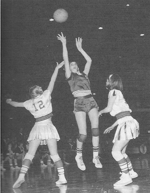 The first women drafted in the NBA in 1969, Union-Whitten High (Iowa) senior Long averaged 69.6 points and held the school's single game scoring record of 111 points.  Long was selected in the 13th round by the San Francisco Warriors, however the pick was later voided by NBA Commissioner Walter Kennedy, who labelled the selection as a publicity stunt by Warriors' owner Franklin Mieuli.