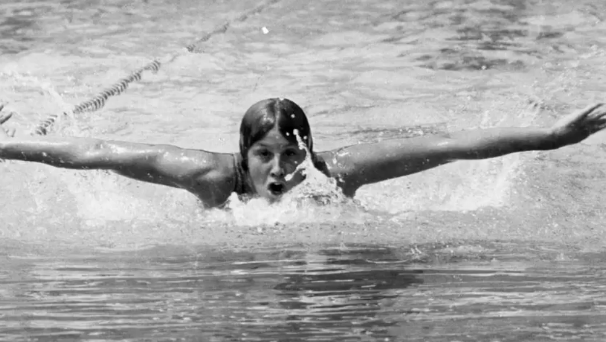 At 13, de Varona was the youngest competitor at the 1960 Olympics and named the Most Outstanding Female Athlete by the Associated Press four years later at the tender age of 17.  After winning multiple Olympic gold medals in swimming, de Varona became the first female sportscaster on network television, joining ABC Sports in 1965. A passionate advocate for female athletes, de Varona was an instrumental force in the passing of Title IX and served as the first President of the Women's Sports