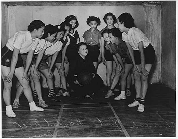 "Beginning in the early 1930s in San Francisco, basketball leagues were a venue for Asian American immigrants to build community in their adopted homeland.  For Chinese women, basketball was also a powerful outlet to challenge gender and racial stereotypes.  The first Chinese women's team to win the city's rec league, the Mei Wahs, were known for their fast physical play and garnered headlines labelling them ""as good as the boys"". Marginalized by mainstream and Chinese communities, many young Chinese women embraced the sport for providing opportunities to be dominant and celebrated."