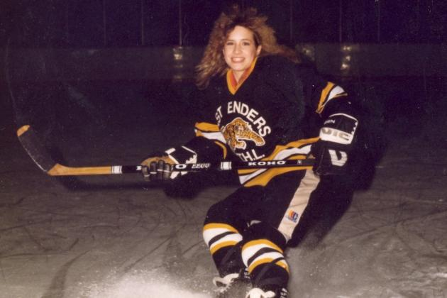 In 1981, Justine Blainey won a spot on a Metro Toronto Hockey League Team (MTHL) called the Toronto Olympics. Despite making the team, she was denied the chance to play. This denial was attributed to MTHL regulations that did not permit women in the league. Blainey addressed a complaint to the Human Rights Commission but the Ontario Human Rights Code specifically allowed sexual discrimination in sports. Blainey chose to appeal the Ontario law. Initially, she lost the case in Ontario Supreme Court but won her case in the Ontario Court of Appeal in 1986. Charles Dubin, who was involved in the inquiry regarding Olympic sprinter Ben Johnson's steroid use, was the writer of the decision. Overall, she endured five different court cases before finally having her case heard by the Supreme Court of Canada in 1987. Despite the legal issues, she managed to play for several other MTHL teams including the Scarborough Young Bruins, Etobicoke Canucks and East Ender Ti-Cats. Many coaches had her listed on team rosters as Justin Blainey.