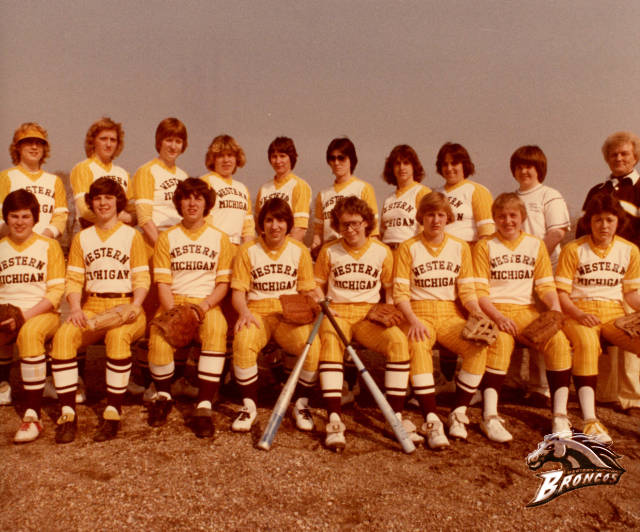 While women's athletics were recognized in various forms since the early 1960's at Western Michigan, female sports did not join the men's programs in receiving official varsity status through the Department of Intercollegiate Athletics until 1977-78.  Women's sports were funneled through the Physical Education Department in the 1960's and first years of the 1970's.