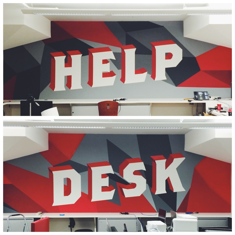 IT Help Desk by Casey Ligon 2