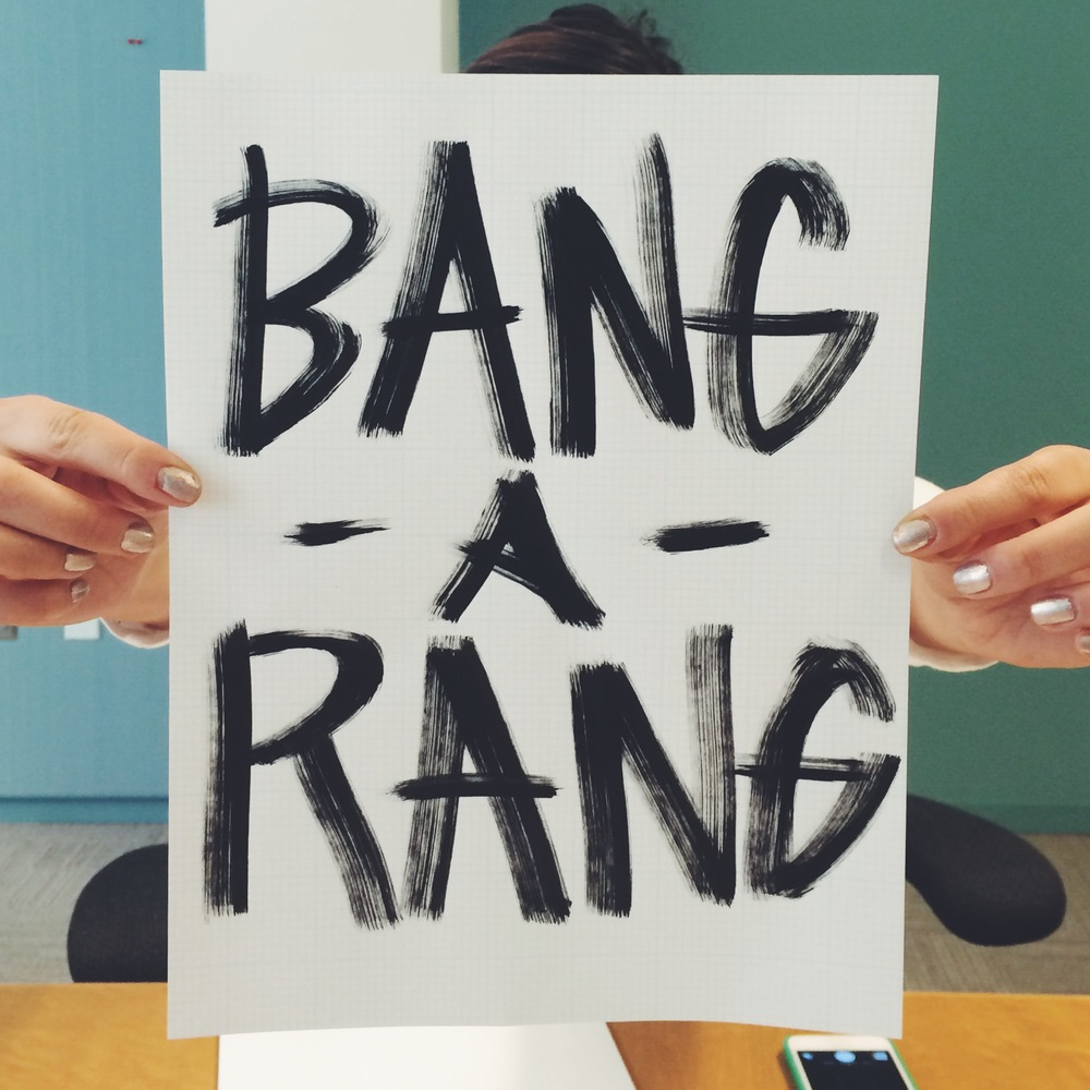 Bang-A-Rang by Nancy Pappas