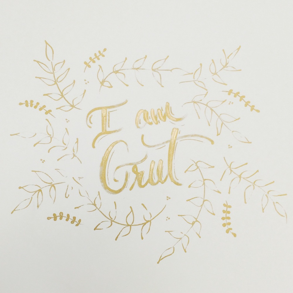 I Am Grut by Thomas Price