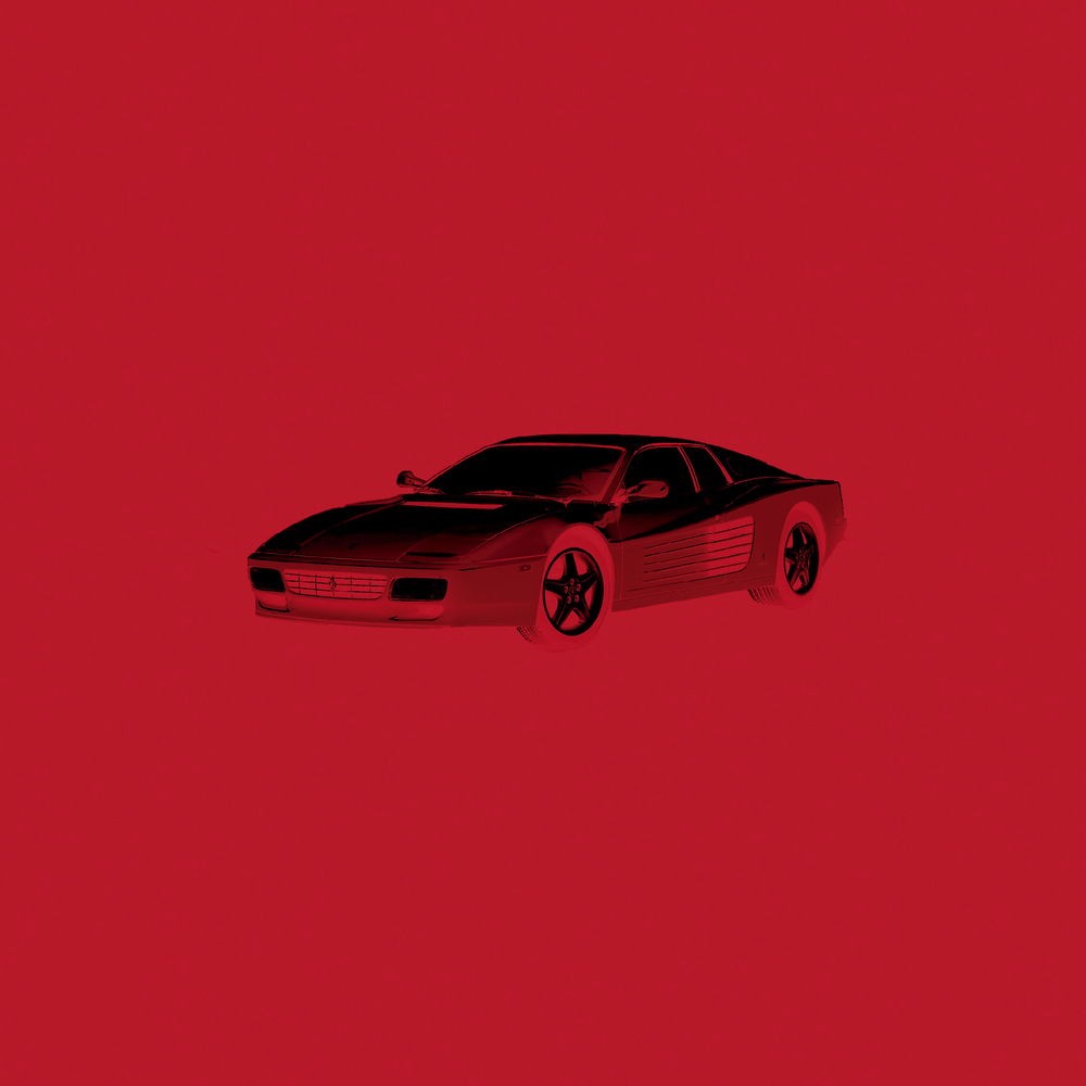 """Ferrari Dreaming"" Single Art"