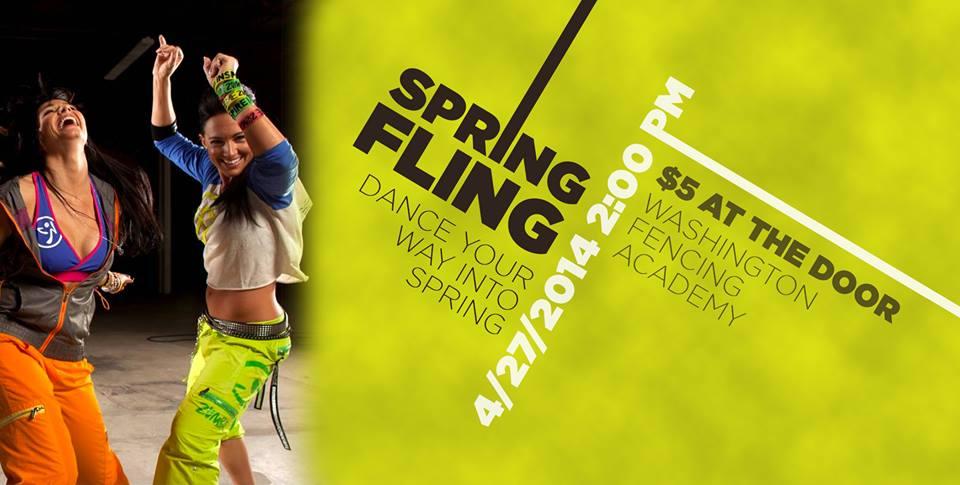 Zumba Spring Fling!