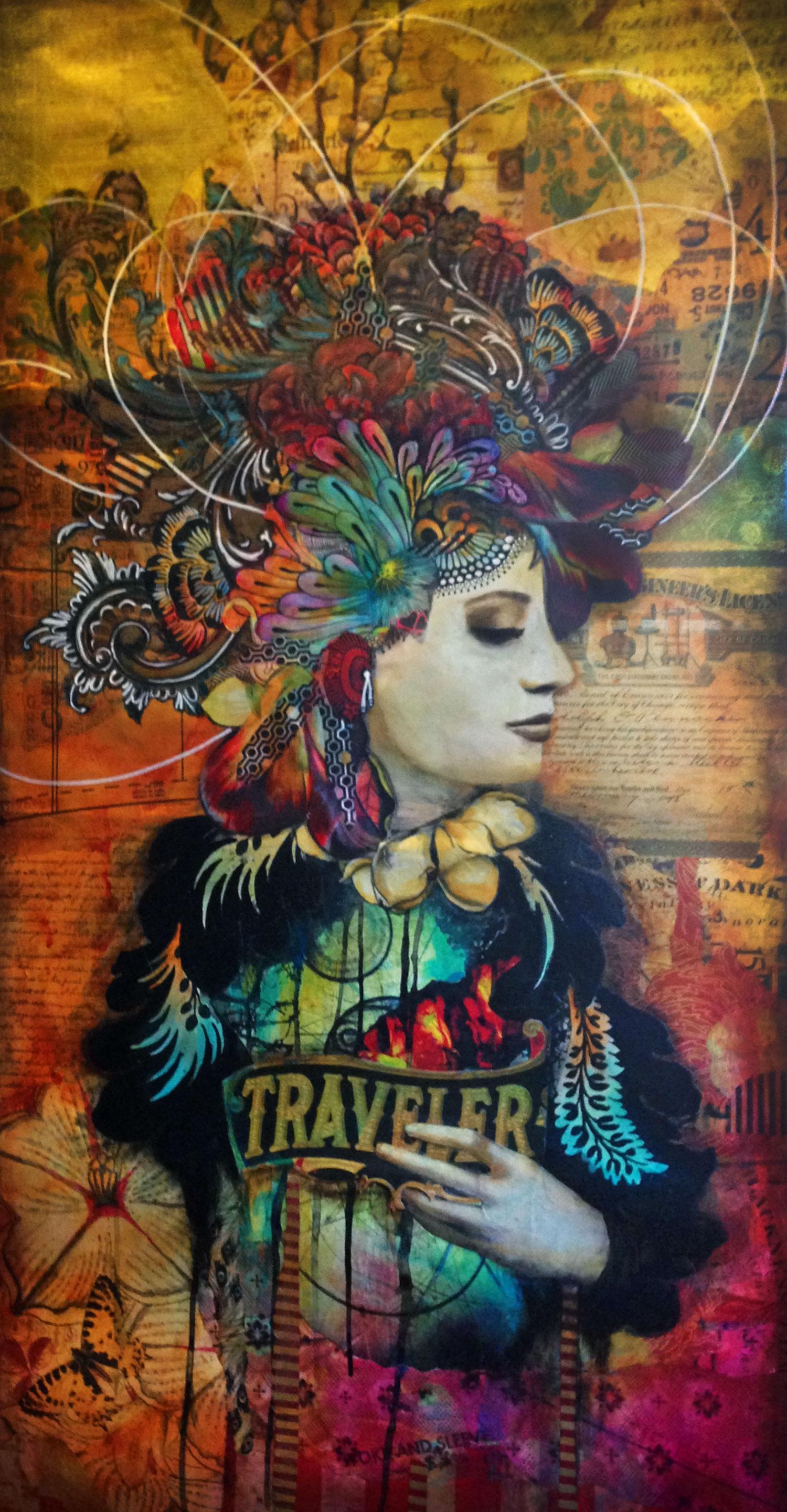 The Traveler Andrea Matus Demeng