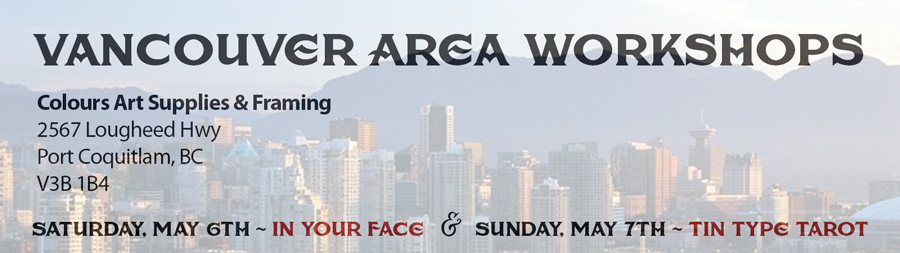 Vancouver Area Art Workshops — Andrea Matus deMeng