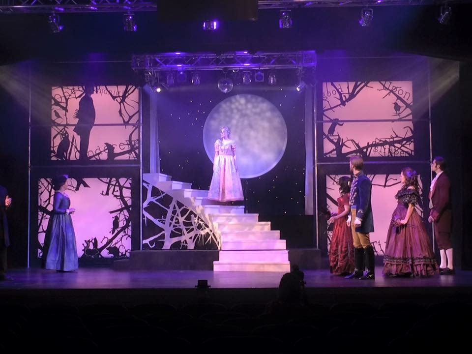 Cinderella at Old Log Theater